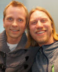 Zola-prisen 2015 - Marius Andersen og Joakim Bjerkely Volden